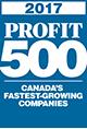 2017 PROFIT 500 Award