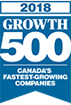 2018 GROWTH 500 Award
