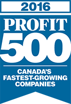 2016 PROFIT 500 Award