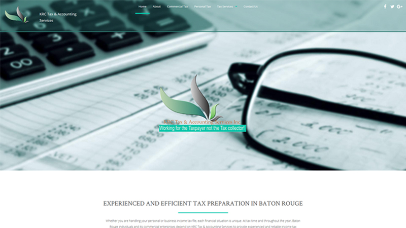 KRC Tax and Accounting