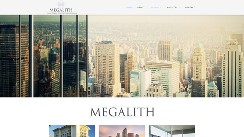 Megalith Construction
