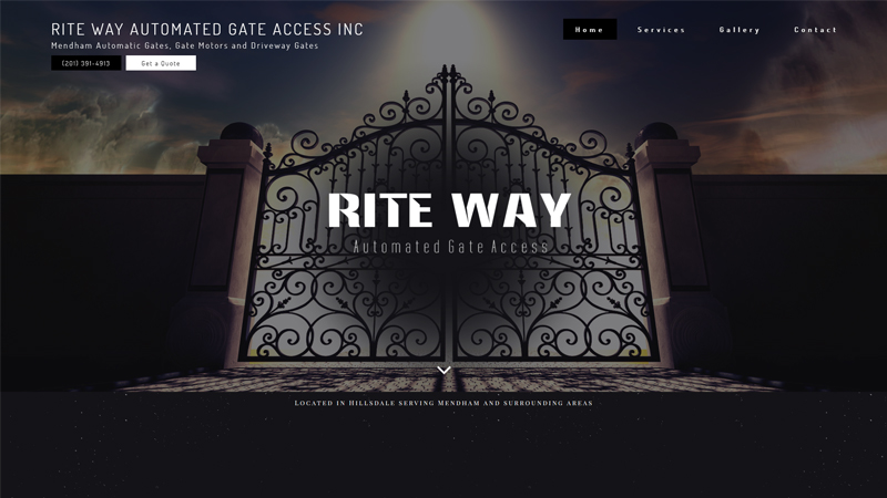 Riteway Gate