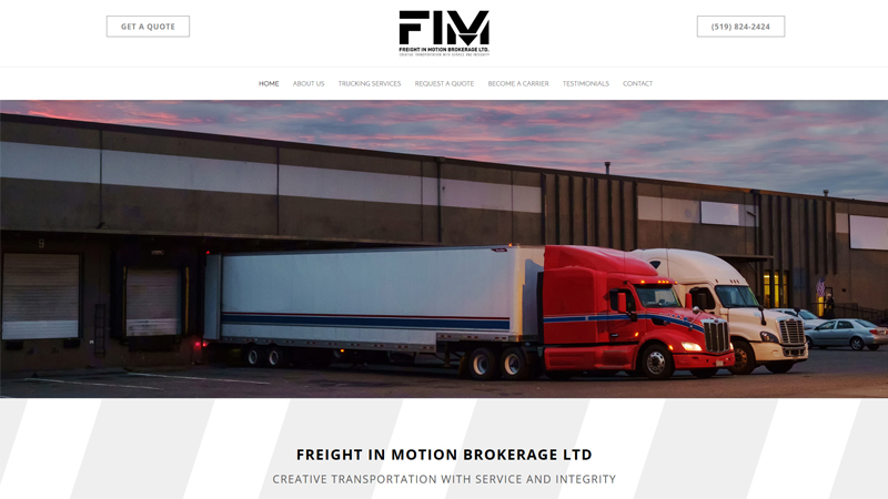 Freight in Motion