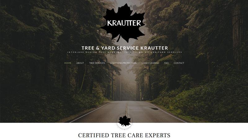 Tree & Yard Service Krautter