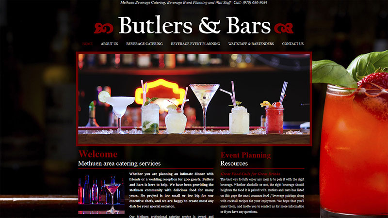 Butlers and Bars