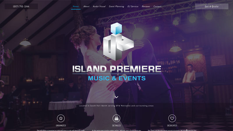 Island Premiere Music & Events