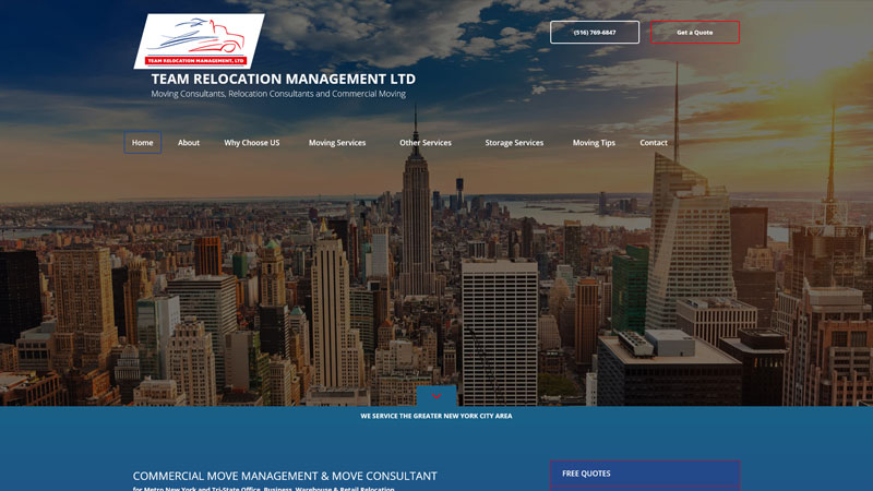 Team Relocation Management LTD