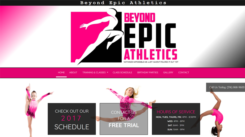 Beyond Epic Athletics