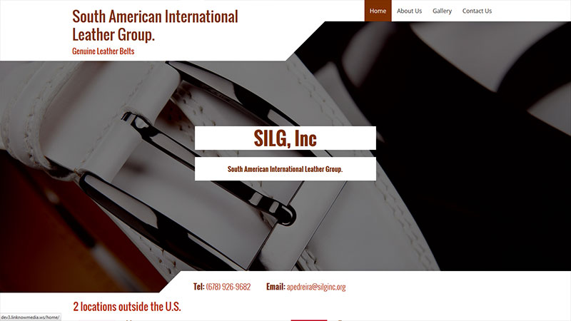 SILG. INC INTERNATIONAL
