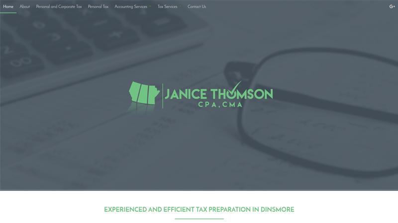 Janie Thomson CPA