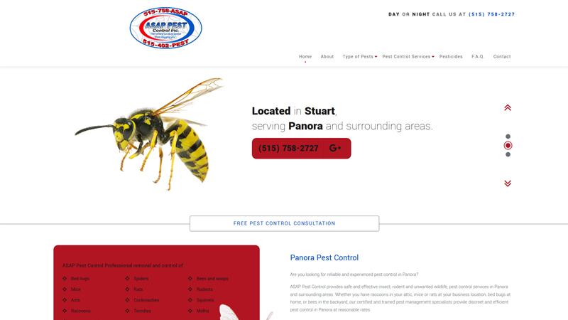 ASAP Pest Control