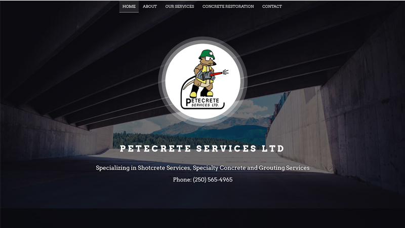 Petecrete Services Ltd