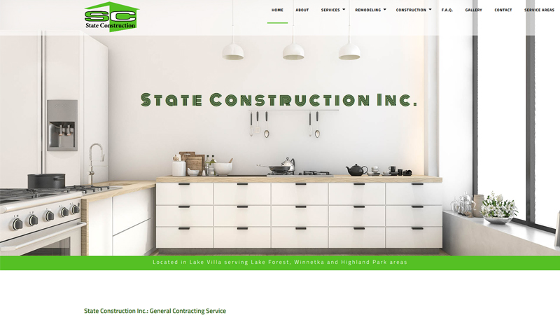 State Construction Inc.