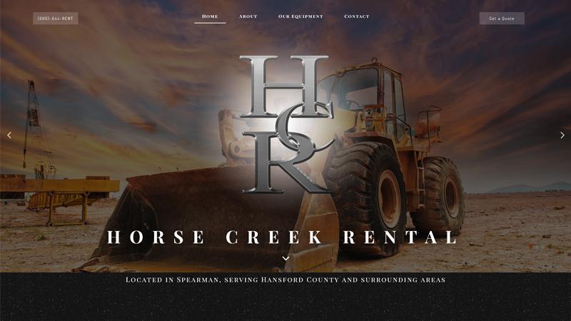 Horse Creek Rentals