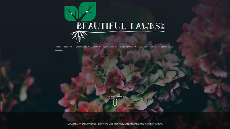 Beautiful Lawns Inc.