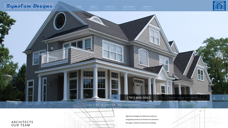 Signature Designs-Architecture