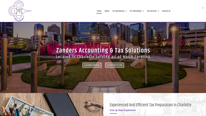Zanders Accounting & Tax Solutions