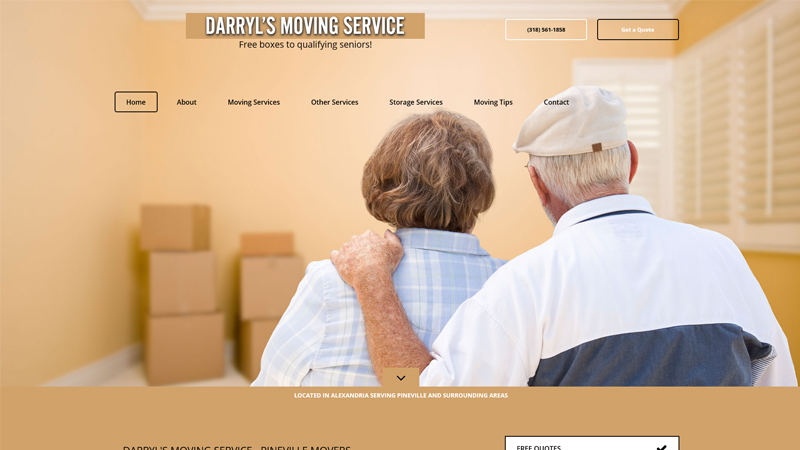 Darryl's Moving Service