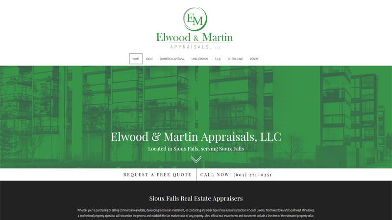 Elwood & Martin Appraisals, LLC