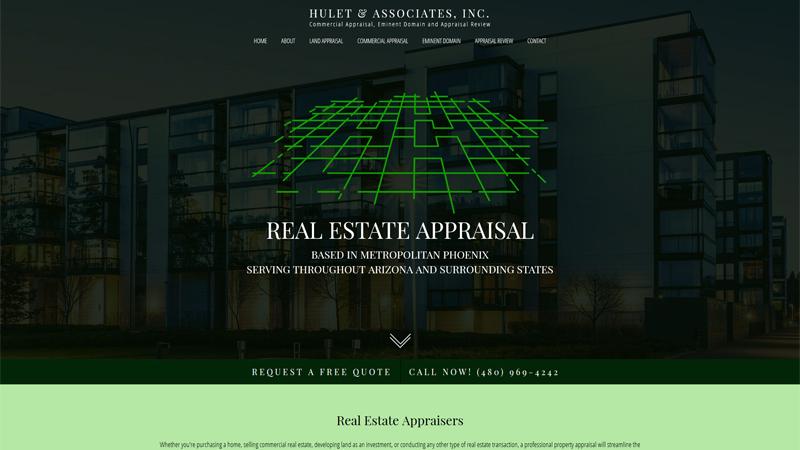 Hulet & Associates, Inc.