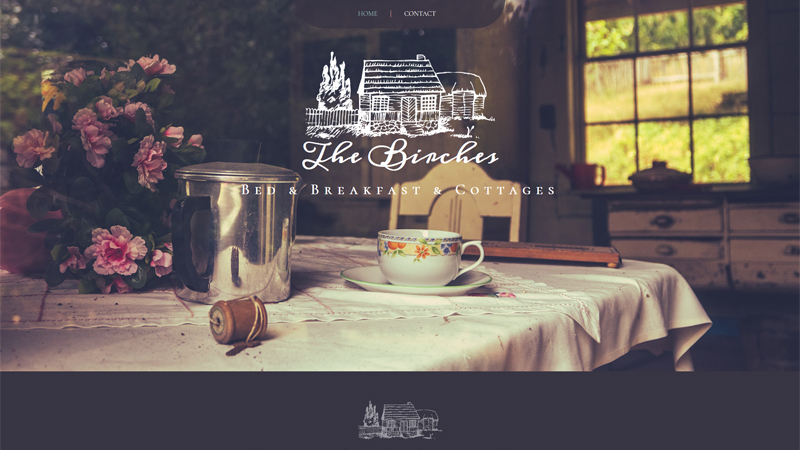 The Birches Bed & Breakfast and Cottages