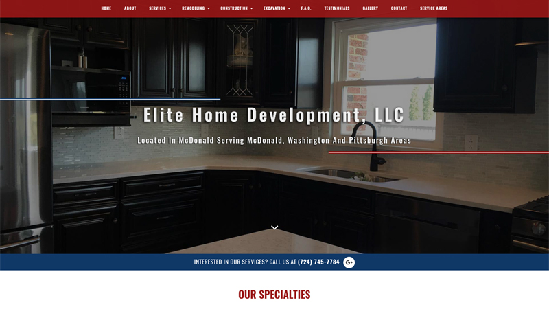 Elite Home Development, LLC