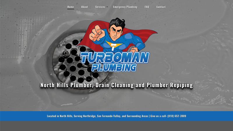 Turboman Plumbing Inc