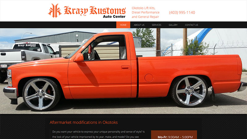 Krazy Kustoms Auto Center