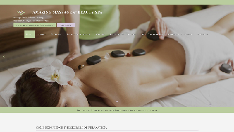 Amazing Massage & Beauty Spa