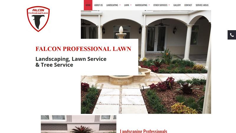Falcon Professional Lawn