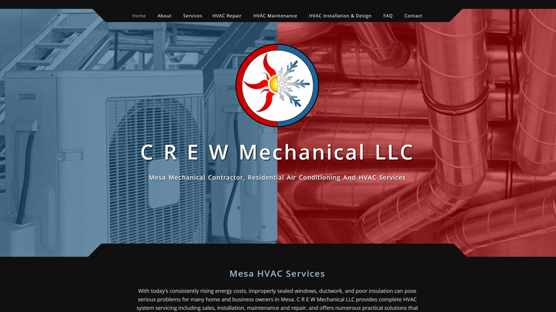 CREW Mechanical LLC
