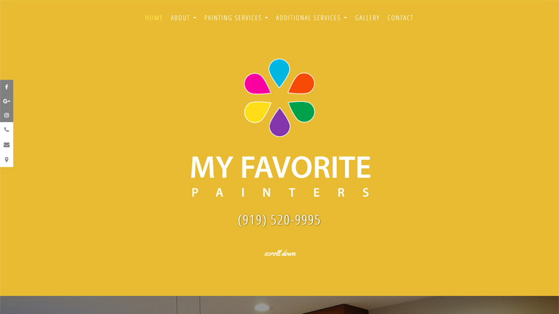 My Favorite Painters, Inc.