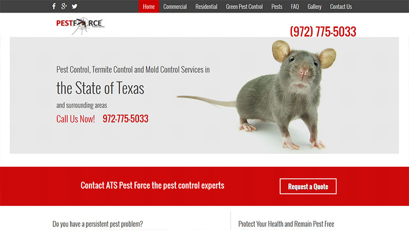 ATS Pest Force