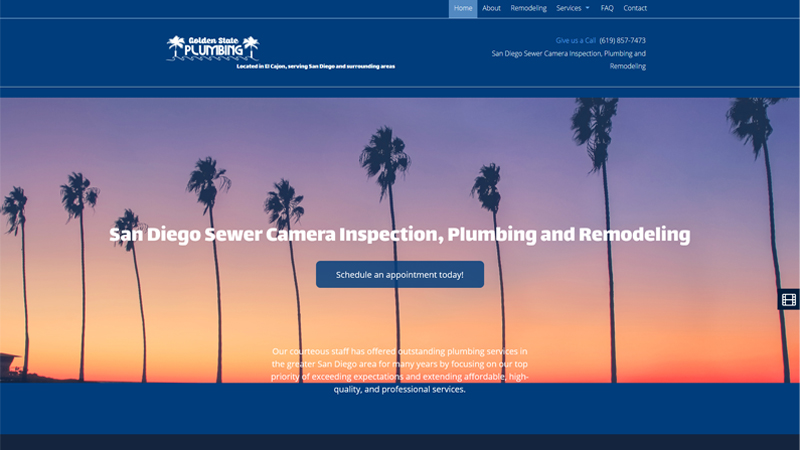 Golden State Plumbing & Drain Company