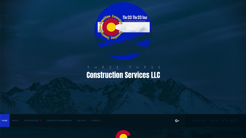 Thr33 Thr33 Construction Services LLC