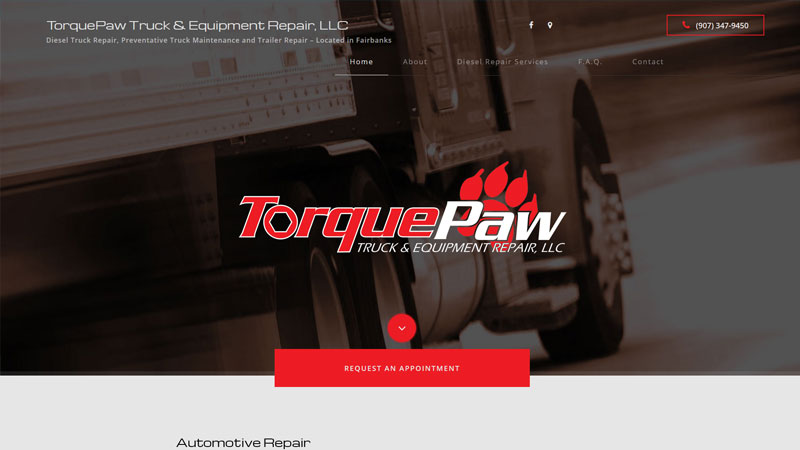 TorquePaw Truck & Equipment Repair, LLC
