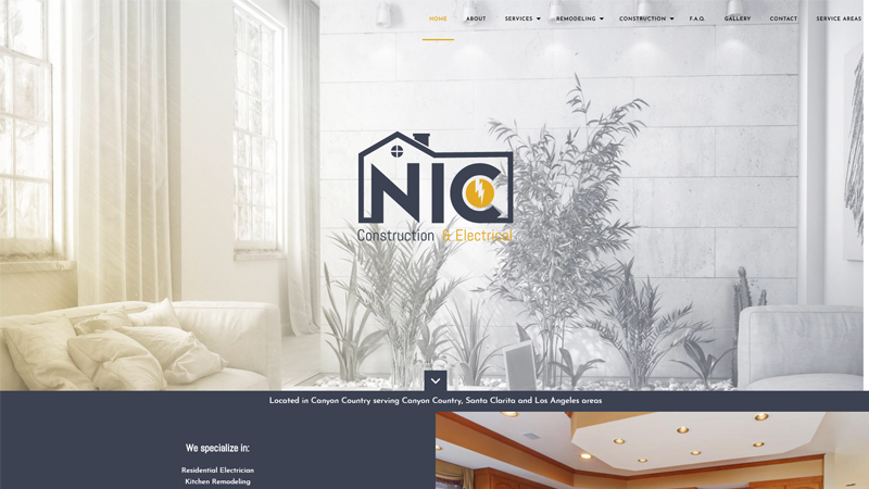 NIC Construction & Electrical