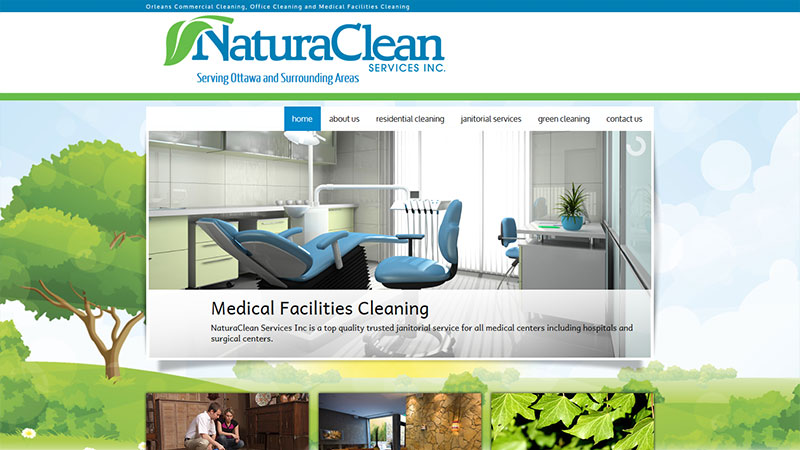 NaturaClean Services Inc