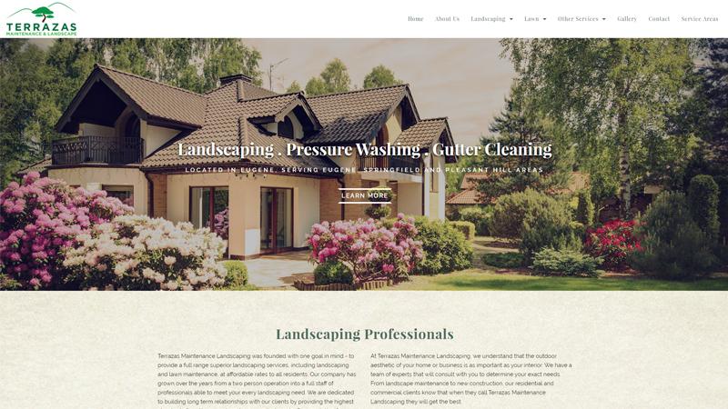 Terrazas Maintenance Landscaping