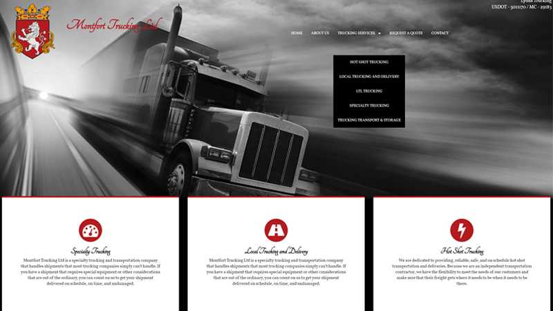Montfort Trucking Ltd