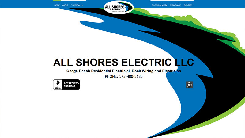 ALL SHORES ELECTRIC LLC