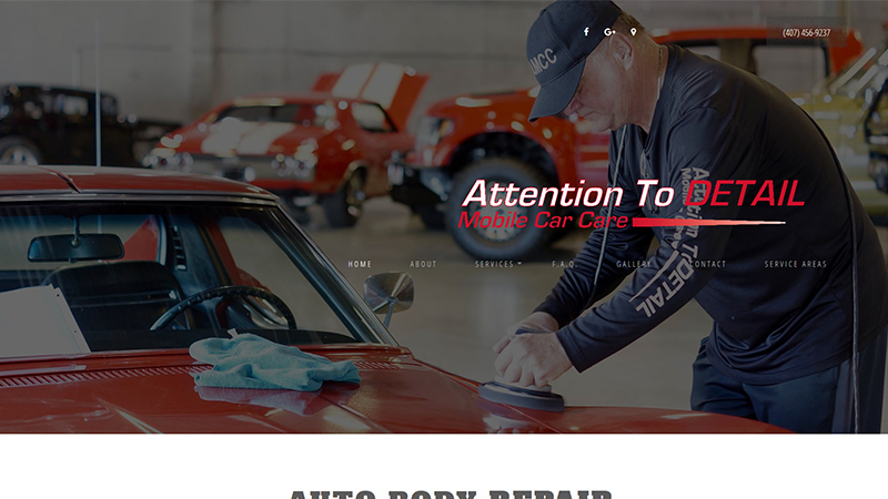 Attention To Detail Mobile Car Care