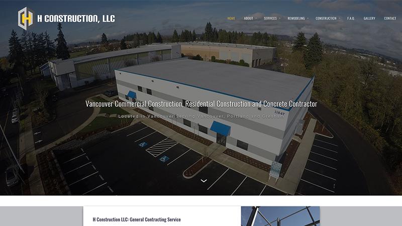 H Construction LLC