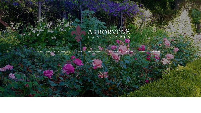 Arborvitae Landscapes