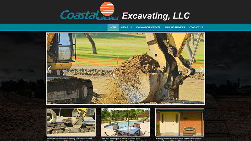Coastal Excavating LLC