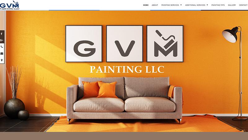 GVM Painting LLC