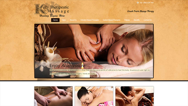 Kelly Therapeutic Massage