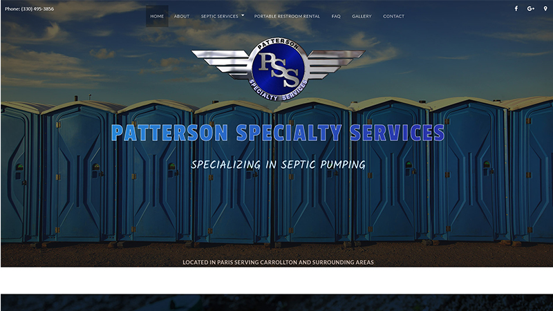 Patterson Specialty Services