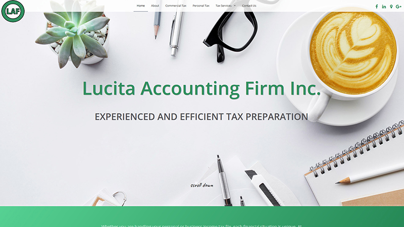 Lucita Accounting Firm Inc.