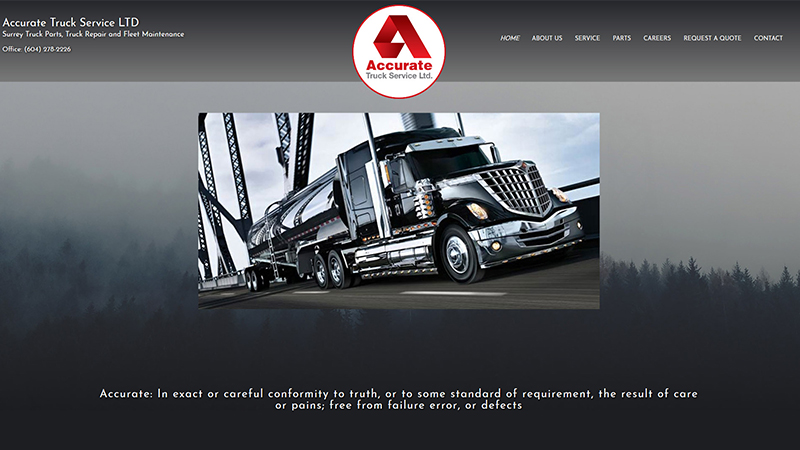 Accurate Truck Service LTD